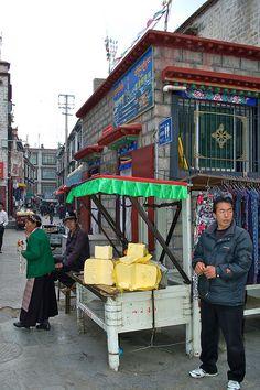 Yak Butter in Tibet