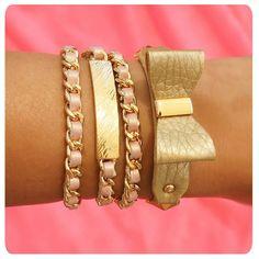 ♥ Bracelets