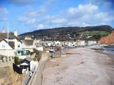 Sidmouth, Devon, England - I have so many fantastic memories of this gorgeous little town. Seaside Resort, Seaside Towns, Lyme Bay, Jurassic Coast, Devon England, Devon And Cornwall, International School, Commonwealth, Best Cities