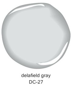 Delafield Gray DC-27, from the @darrylcarter  Collection by Benjamin Moore