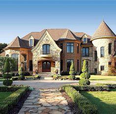 Wow seria lindo tener esta casa!