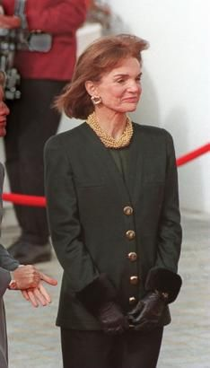 Jacqueline Kennedy Onassis Photos and Images - ABC News…….LOOKING SOMEWHAT FRAIL HERE……..ccp