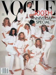 This fall, American Vogue released Vogue: The Covers (Abrams), a hardcover book of over 300 of the magazine's best covers to date (add that to your holiday wish list of new fashion coffee table books).   The book spans 120 years (the first issue was in 1892) and Vogue.com recently posted a reduced list of their favorites. We're still waiting for that online archive of every Vogue cover, but for now, it's kind of amazing to see how much Vogue covers have changed over the decades. Compared to…
