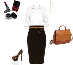 """""""The Board Room"""" by sstewartson on Polyvore"""