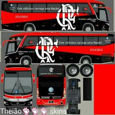 Onibus Marcopolo, Bus Games, Skin Images, Luxury Rv, Heavy Truck, Amazing Race, Busses, Paper Folding, Paper Models