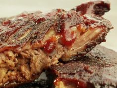 Tequila BBQ Spare Ribs Recipe : Guy Fieri : Recipes : Food Network