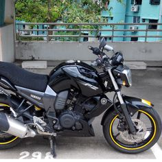 Buy Yamaha in Singapore,Singapore. COE expires Aug Road tax till 27 Aug Engine Cap: 153 cc Accessories : Rizoma bar ends pan (removeable) Tank Bra with Fuel cap co Chat to Buy Yamaha Fz 150, Yamaha Byson, Fz Bike, Fz 16, Geometric Wall Paint, Bike Prices, Full Face Helmets, Boy Hairstyles, Sportbikes