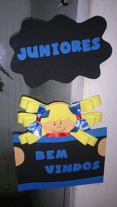 Placa Juniores
