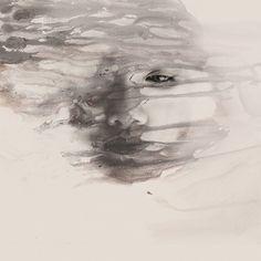 """#Çizim, #fotoğraf ve #boyama tekniklerini """"kadın vücudunun güzelliğini ön plana çıkartmak için kullandığını ifade eden #JanuzMiralles'in esrarengiz ve şifreli çizimleri... #artfulliving #contemporaryart"""