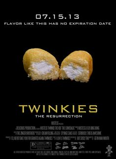 Just in time for the one time a year that I eat a Twinkie!