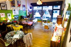 Tucked away among the buzzing streets of Dublin, there survives, and thrives, Foam Cafe and Gallery.