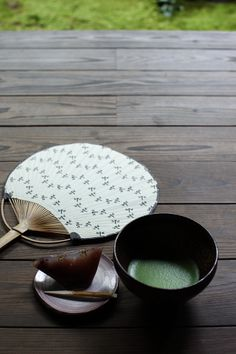 Japanese matcha tea 抹茶