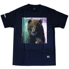 #Grizzlygriptape #TShirt Tie-Dye Fur Bleu Marine: http://everythinghiphop.fr/nouveautes/grizzly-griptape-t-shirt-tie-dye-fur-bleu-marine.html #teeshirt #grizzly #skate #streetwear