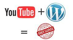 Posting Youtube Videos to WordPress - Notagrouch.com - Oscar Gonzalez online