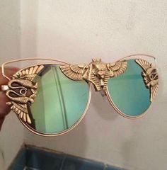 c98bbde5750 ❤p i n t e r e s t   P e l i n Ç a l ı ş k a n ❤ Steampunk Sunglasses