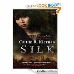 Caitlin R. Kiernan, amazing author.  love her work!!!