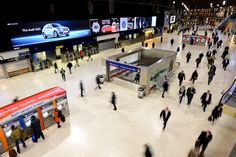 Audi has signed up to be the launch partner of indoor advertising screen Waterloo Motion, which goes live for the first time at London's...
