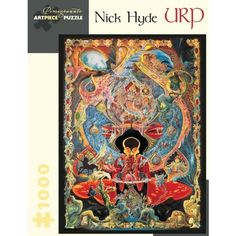 POMEGRANATE PUZZLES - Nick Hyde: Urp 1000 Piece Jigsaw Puzzle (AA885)