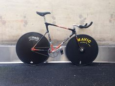 Rossin Mavic Wheel