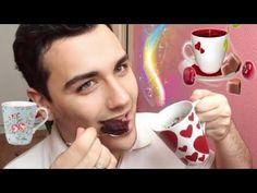 Culinária Vegana - YouTube Youtube, Tableware, Chocolate Mugs, Vegan Recipes, Vegan Chocolate, Vegans, Dinnerware, Tablewares, Dishes