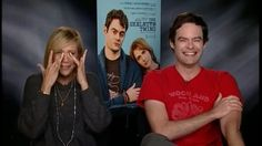"Kristen Wiig & Bill Hader cracked up while giving an interview about their new drama ""The Skeleton Twins."" WATCH ORIGINAL SEGMENT: Wiig and Hader talk 'The Skeleton Twin's The duo known for their comedy tried to touch on the serious tone for their latest project but had a hard time stifling their laughter. Indy Style Host Tracy Forner attempted to…"
