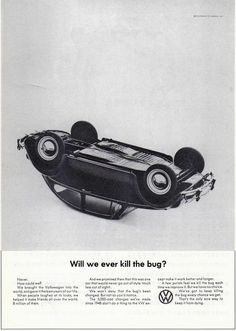 Will we ever kill the bug? - VW