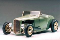25 Years Of Troy Trepaniers Greatest Hits In His Own Words 1932 Ford Convertible
