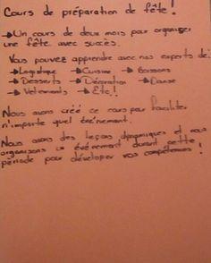 Un atelier original.  #FLE #AFMX #AllianceFrançaise #français #ParlezFrançais #languefrançaise #apprendrelefrançais #hablafrances #speakfrench #parlerfrançais #französichlernen #ProfYortch #nofilter #photooftheday #AlianzaFrancesa #AlianzaFrancesaMexico #learnfrench #aliançafrancesa #aliancafrancesa #tâche #EntreNous2 #Unité1 #A21
