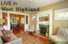 LIVE in West Highland in this super-cute half-duplex! Stunning 1/2 Duplex Steps From Highlands Square. http://www.liveurbandenver.com/blog/live-in-west-highland-in-this-super-cute-half-duplex-steps-from-highland-square.html #liveurbandenver