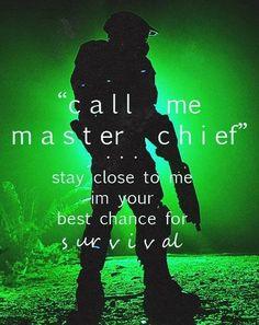 Call me Master Chief. Halo 4 Forward Unto Dawn Halo Game, Halo 3, Halo Quotes, Video Game Art, Video Games, John 117, Halo Armor, Halo Master Chief, Halo Collection