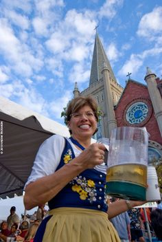 What would October be on Galveston Island without Oktoberfest?