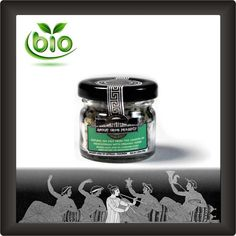 Natural sea salt of Messolonghi & Oregano Thyme Mint (organic herbs) FOOD - Natural raw salt of Messolonghi, with organic herbs OREGANO, THYME, MINT. (organic herbs) Glass jar: - This product chooses to be packaged in a folder. Ancient Greek Food, Bio Food, Organic Herbs, Greek Recipes, Sea Salt, Glass Jars, Basil, Mint, Nature