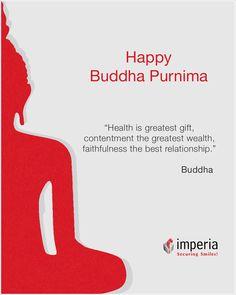 Happy Buddha Purnima #ImperiaStructures #BuddhaPurnima