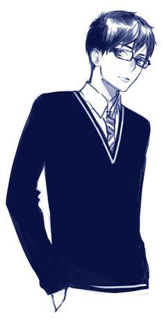 Yukio Okumura Blue Exorcist Yukio, An No Exorcist, Manga, Yukio Okumura, Rwby Oc, Hot Anime Guys, Disney Cartoons, Handsome, Black And White