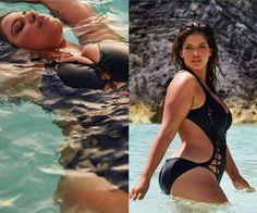28-летняя Дениз Бидо — модель Plus-size
