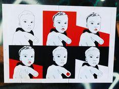 Linfluence de Ernest Pignon-Ernest sur le street art #enbasdechezmoi