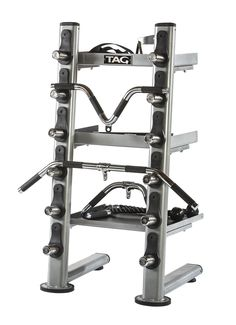 The Tag Accessory Rack hold all kinds of fitness accessories including all your cable attachments. Gym Equipment For Sale, Commercial Fitness Equipment, Training Equipment, No Equipment Workout, Outdoor Workouts, Gym Workouts, Workout Accessories, Fitness Accessories, Home Multi Gym