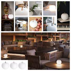 Kushi Mobile by Kundalini: creativity is contagious, pass it on! - Kundalini - News Italian Lighting, Modern Lighting, Copper, Brass, Light Up, Dinners, Creativity, Table Decorations, Reading