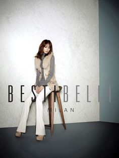 Lee Min Jung for BestiBelli
