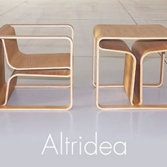 altridea chair. duo function