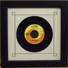 Record Album Cover Frames - LP Frames for Album Artwork
