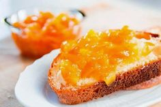 Kumquats are not great for eating, but they make a sweet marmalade to top a sandwich. Get this kumquat honey marmalade recipe at PBS Food. Kumquat Marmalade Recipes, Kumquat Recipes, Kumquat Ideas, Canning Recipes, Gourmet Recipes, Pbs Food, Greek Recipes, Honey Recipes, Honey