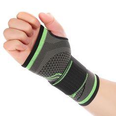 Black Ultra Thin Breathable Man Woman Half Finger Gloves Elastic Wrist Supports Arthritis Brace Sleeve Support Sports Absorb Sweat Panda
