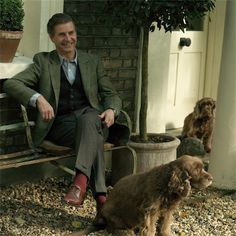 Jeremy Hackett is the founder and chairman of the British designer menswear company Hackett London.