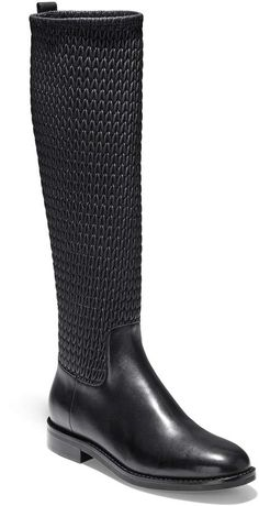 2b879413484 Cole Haan Lexi Grand Knee High Stretch Boot