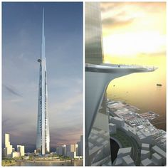Torre Kingdom. Kingdom Tower.