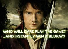 So who DARES to beat our first batch of Hobbit & Wizard contenders? Well, whether you beat them or not, as long as you follow the game rules, you will surely own a BLURAY COMBO PACK of The Hobbit--- ALL BECAUSE 3DGUY.TV'S 5TH BIRTHDAY is approaching! More giveaways coming! So please make sure you are SUBSCRIBED to www.3DGuy.tv. (See homepage).  PLAY NOW! http://3dguy.tv/3dguy-5-the-hobbit-an-unexpected-journey-blu-ray-combo-pack/