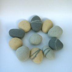 Must make (or order) felt stones!