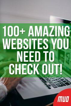 Hacking Websites, Life Hacks Websites, Video Websites, Amazing Websites, Learning Websites, Educational Websites, Useful Life Hacks, Cool Websites, Life Hacks Computer