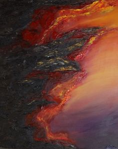 """Melody Vice- Artist  Rage  Oil on canvas  30""""x72"""" 2013"""